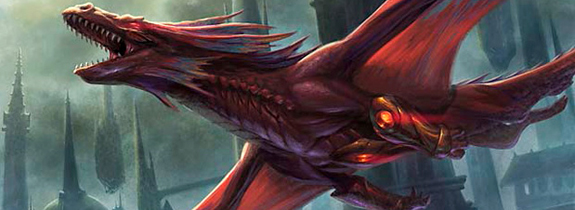 Building Around the Hyper Dragon | Deathmarked: MTG and Other ...