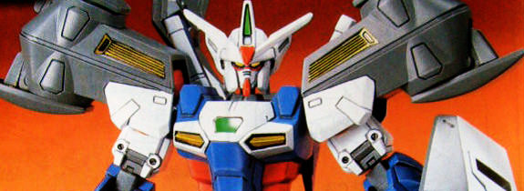 Unboxing the HG Gundam Geminass 01