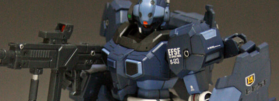 HG RGM Jesta Build Update