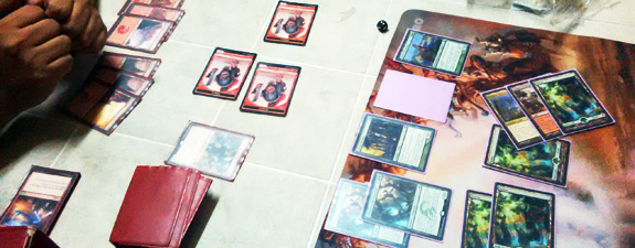 Magic: the Gathering tournament Iloilo